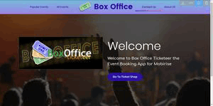 Box Office Ticketeer