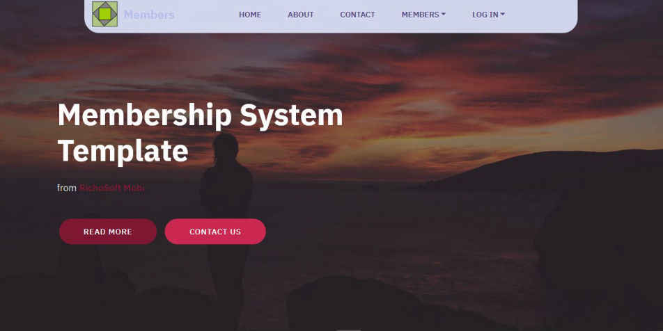 Membership System V4T4