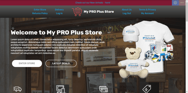 My PRO Plus Store V4