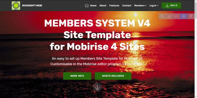 Membership System V4