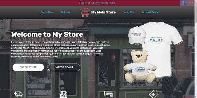 My Store V4